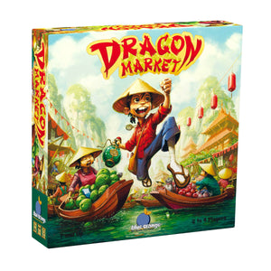Dragon Market from Blue Orange Games
