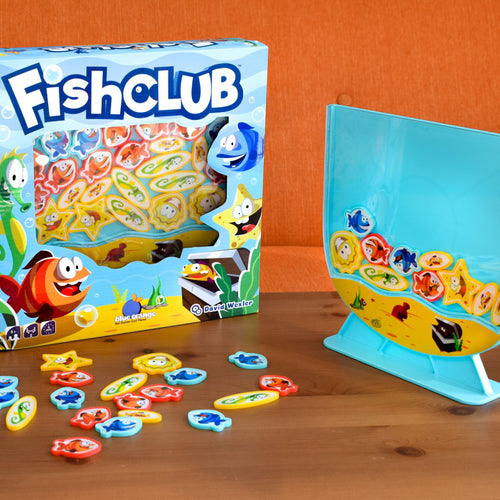 Fish Club from Blue Orange Games