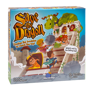 Save the Dragon from Blue Orange Games