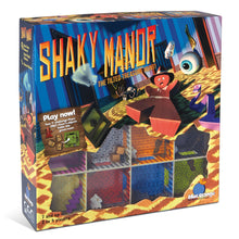 Load image into Gallery viewer, Shaky Manor Family Game from Blue Orange Games