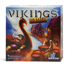 Load image into Gallery viewer, Vikings on Board from Blue Orange Games