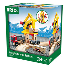 Load image into Gallery viewer, Brio Freight Goods Station