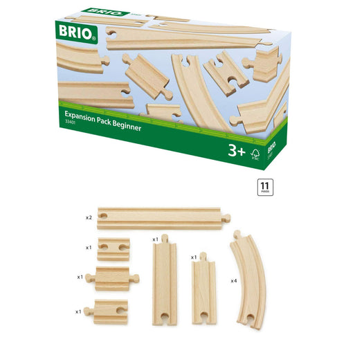 Brio Beginner Expansion Pack