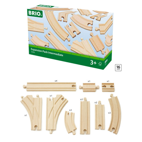Brio Intermediate Expansion Pack