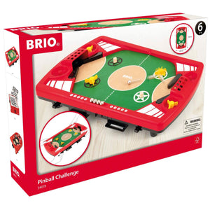 Brio Pinball Challenge Two Player Game