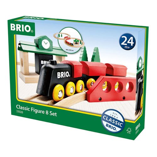 Brio Classic Figure 8 Train Set