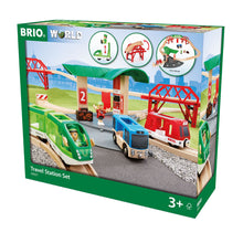 Load image into Gallery viewer, Brio Travel Station Set