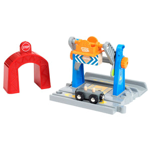Brio Train Smart Tech Lift & Load Crane