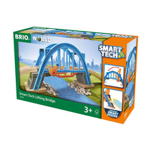 Load image into Gallery viewer, Brio Train Smart Tech Lifting Bridge