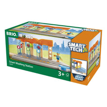 Load image into Gallery viewer, Brio Train Smart Tech Washing Station