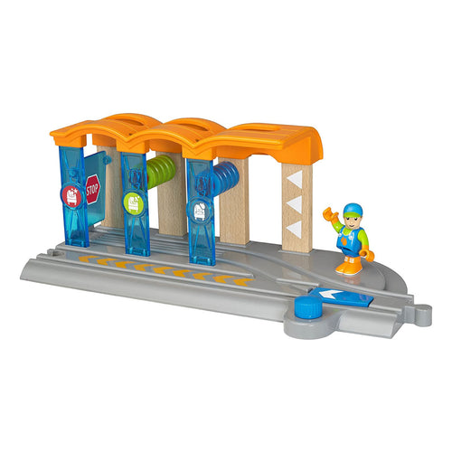 Brio Train Smart Tech Washing Station
