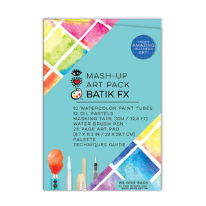 Batik FX - Mash Up Art Pack - iHeart Art