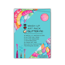 Load image into Gallery viewer, Glitter FX - Mash Up Art Pack - iHeart Art
