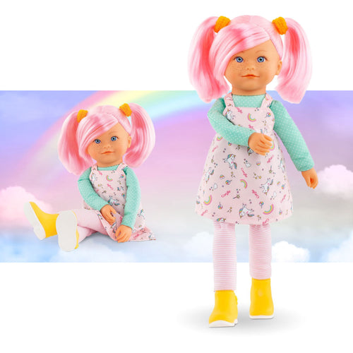 Rainbow Doll Praline from Corolle