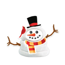 Load image into Gallery viewer, Frosty Friend Create & Melt SCENTsory Thinking Putty