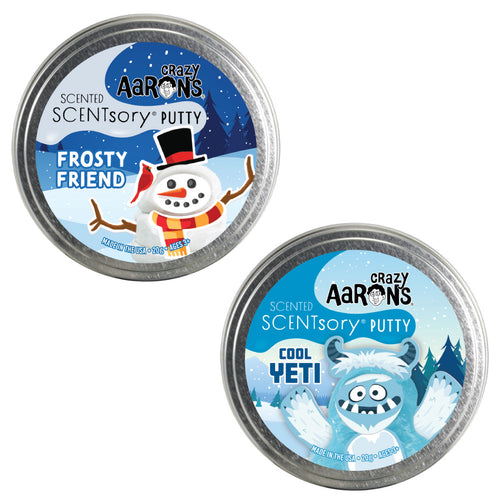 Create & Melt SCENTsory Thinking Putty