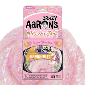 Crazy Aaron's Princess Pony Thinking Putty