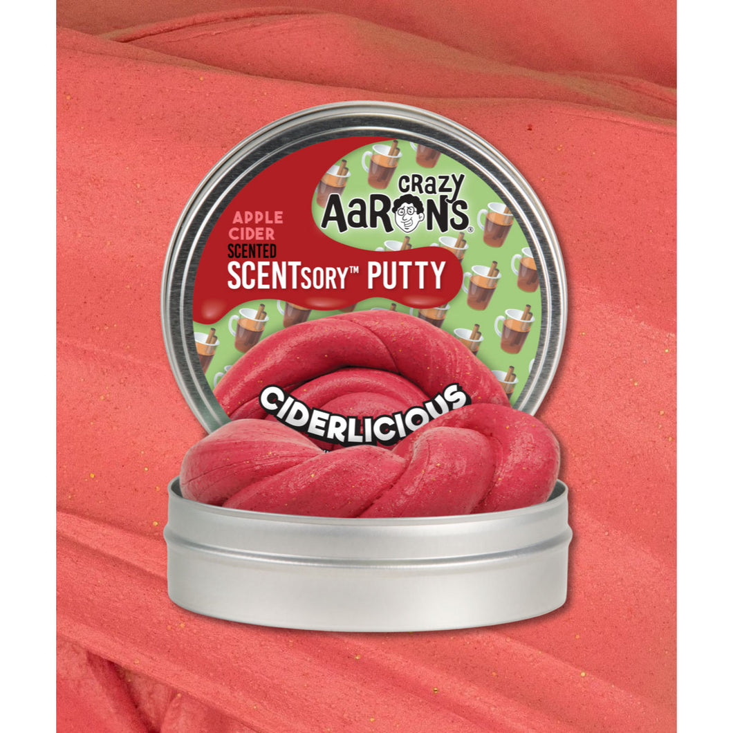 Ciderlicious SCENTsory Thinking Putty