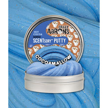 Load image into Gallery viewer, Cocoamallow SCENTsory Thinking Putty