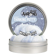 Load image into Gallery viewer, White Out Thinking Putty from Crazy Aaron's
