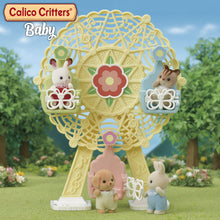 Load image into Gallery viewer, Calico Critters Baby Ferris Wheel