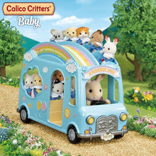 Load image into Gallery viewer, Calico Critters Baby Sunshine Nursery Bus