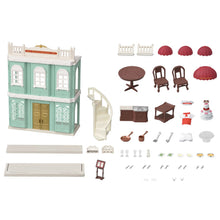 Load image into Gallery viewer, Calico Critters Town Delicious Restaurant