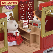 Load image into Gallery viewer, Calico Critters Town Ride Along Tram