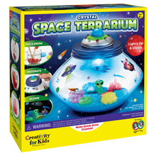 Load image into Gallery viewer, Crystal Space Terrarium from Creativity for Kids