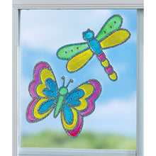 Load image into Gallery viewer, Creativity for Kids Window Art Kits Bug Buddies