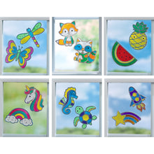 Load image into Gallery viewer, Creativity for Kids Window Art Kits