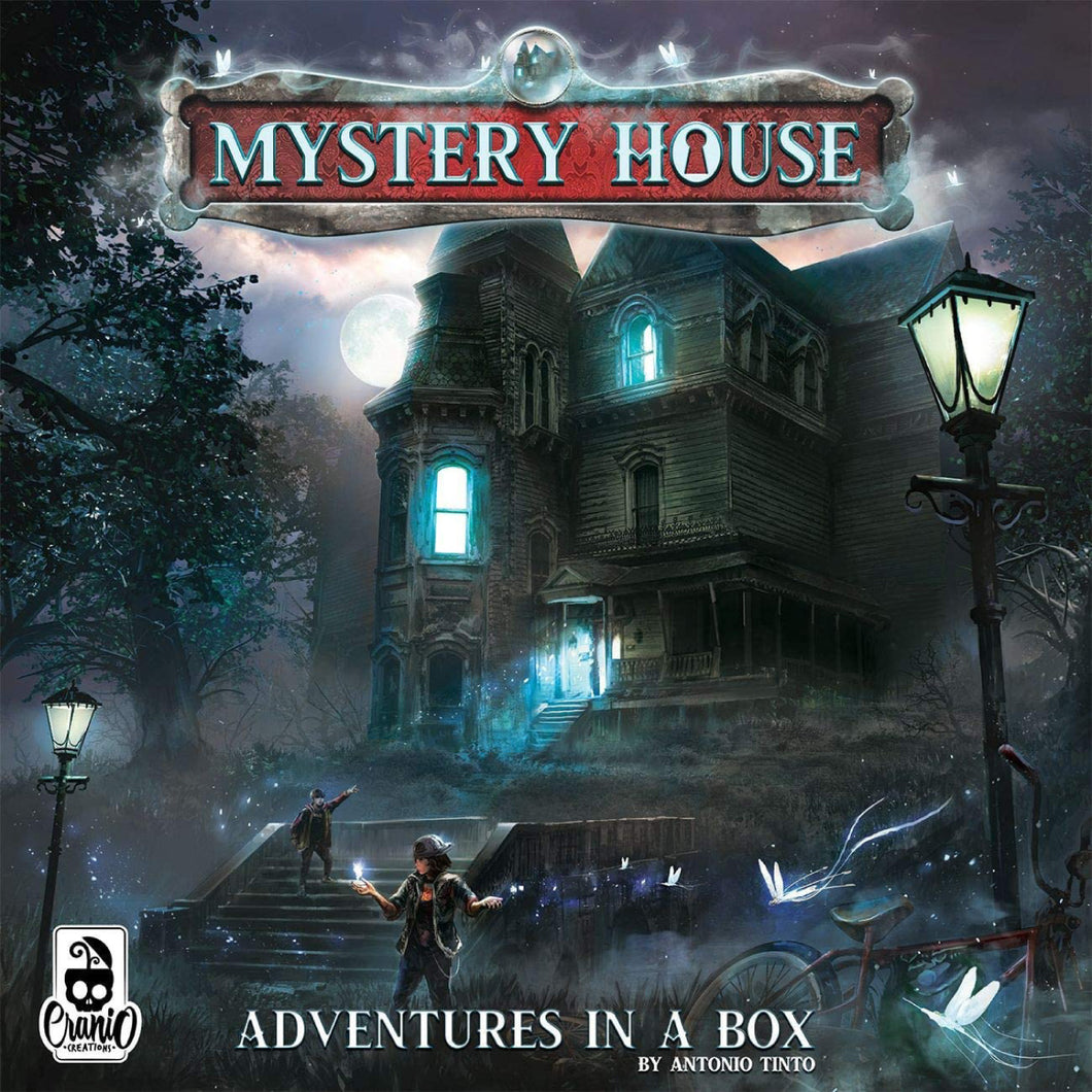 Mystery House from Cranio