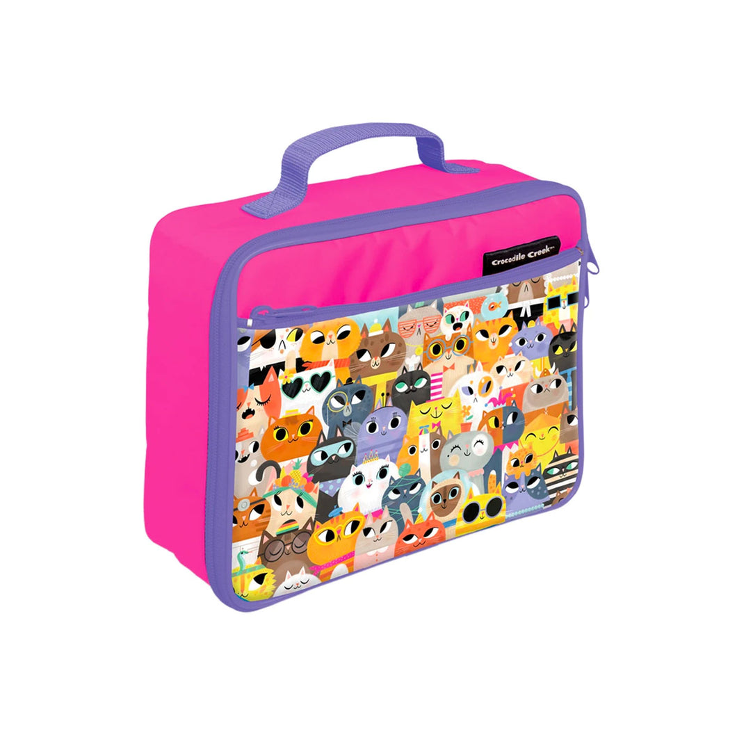Lots of Cats Classic Lunch Box
