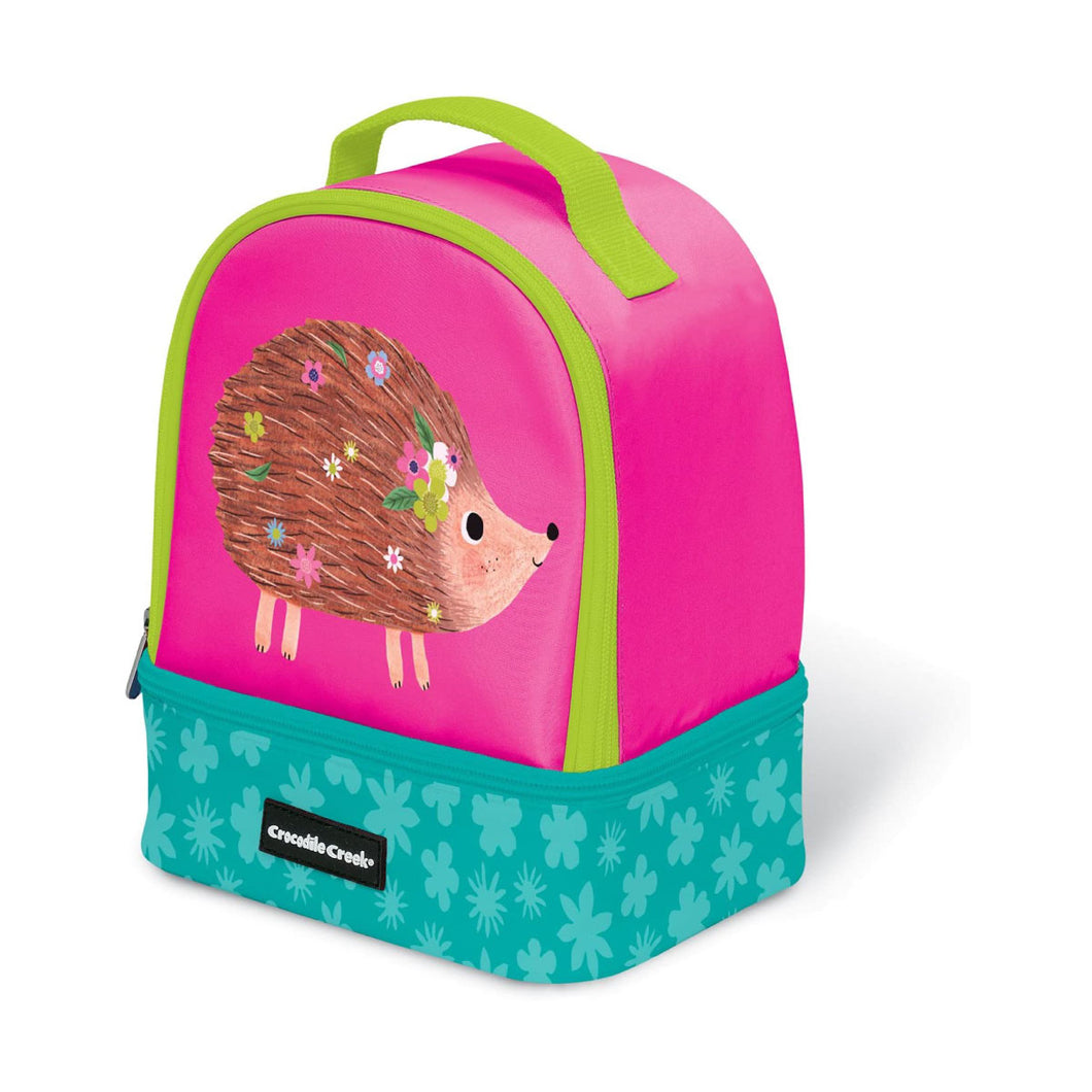 Hedgehog Double Decker Lunch Box