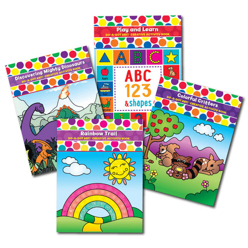 Do a Dot Art Creative Activity Books