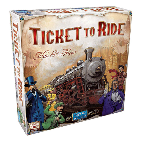 Ticket to Ride from Days of Wonder
