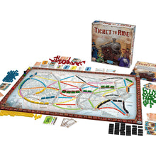Load image into Gallery viewer, Ticket to Ride from Days of Wonder