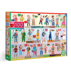 Children of the World - 100 pc Puzzle