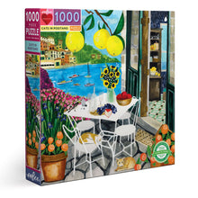 Load image into Gallery viewer, Cats in Positano - 1000 pc Puzzle