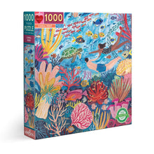 Load image into Gallery viewer, Coral Reef - 1000 pc Jigsaw Puzzle from Eeboo