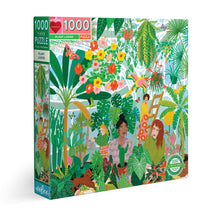 Load image into Gallery viewer, Plant Ladies - 1000 pc Jigsaw Puzzle from Eeboo