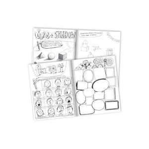 Learn to Draw with Melissa Sweet Art Book from eeBoo