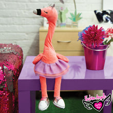 Load image into Gallery viewer, Flamingo Babble Bestie from Fashion Angels