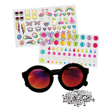 Load image into Gallery viewer, Bling Shades Kit Contents from Fashion Angels
