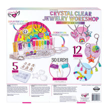 Load image into Gallery viewer, Crystal Clear Jewelry Workshop Super Set from Fashion Angels