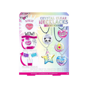 Fashion Angels Crystal Clear Necklaces Design Kit