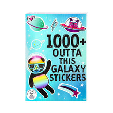 Load image into Gallery viewer, 1000+ Outta This Galaxy Stickers