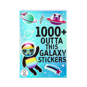 1000+ Outta This Galaxy Stickers