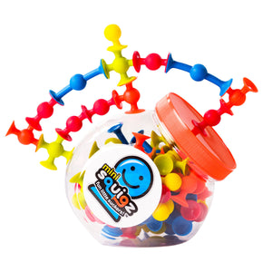 Mini Squigz from Fat Brain Toys