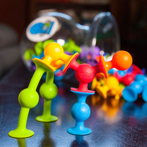 Original Squigz from Fat Brain Toys